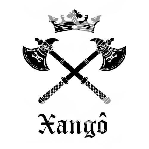 XANGÔ KAWÓO LEWAN