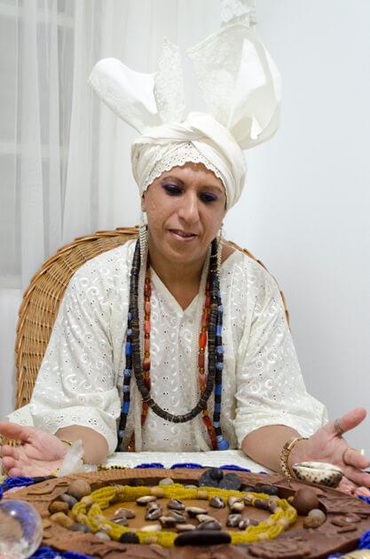 mãe de santo - yabianca 2 - Mãe de Santo